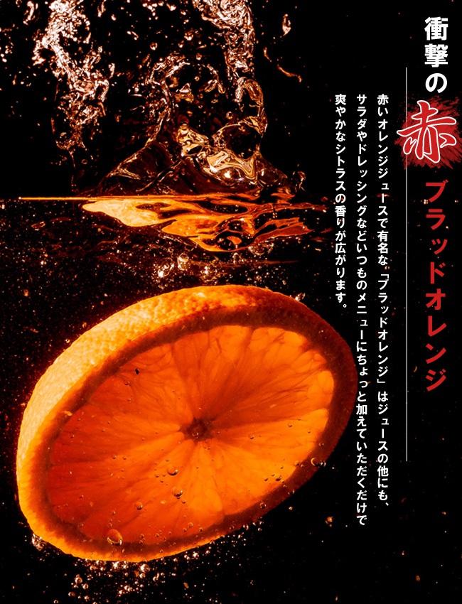 オレンジ ブラッド